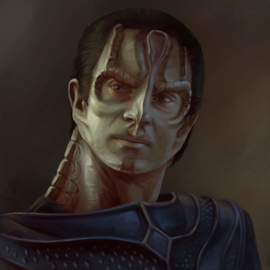 Путь Аса Вики: Star Trek Gul Dukat By Alex Jd Black-d8j39fg