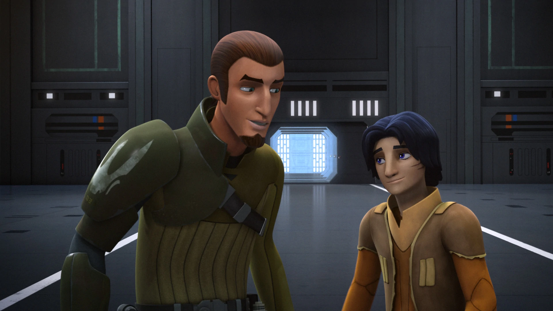 Kanan And Ezra Star Wars Canon Wikia Fandom