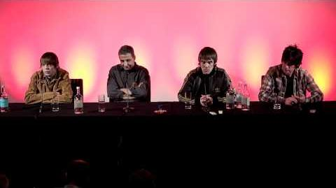 The Stone Roses Press Conference - Part 1