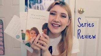 The Summer I Turned Pretty Series Review Booktalk