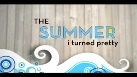 The Summer I Turned Pretty trailer
