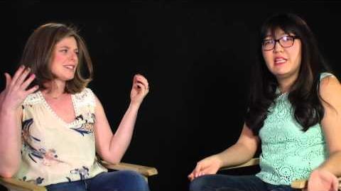 Meet Burn For Burn Authors Jenny Han and Siobhan Vivian
