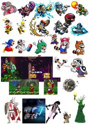 Dressed video game powerups1