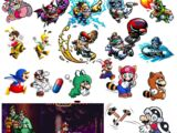 Video Game Powerups
