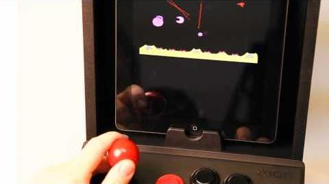 ICade from ThinkGeek HD trailer