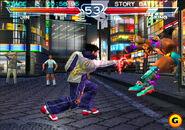 Tekken screen001