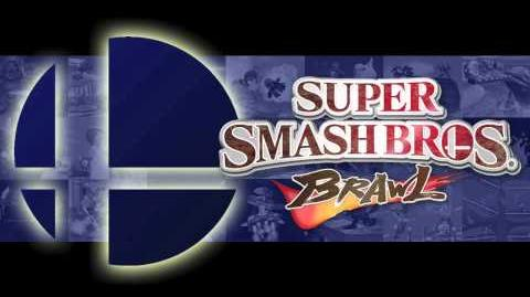 Menu 2 - Super Smash Bros. Brawl