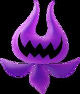 Sonic Colors - Purple Wisp 511 x 599