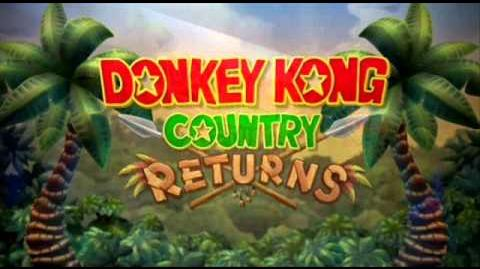 Donkey Kong Country Returns Music Feather Feind