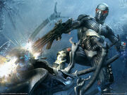 Wallpaper crysis 03 1600