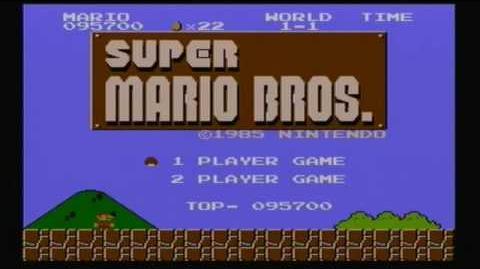 """SGB Play Super Mario Bros. - Part 1 Let the """"Race"""" Begin!"""