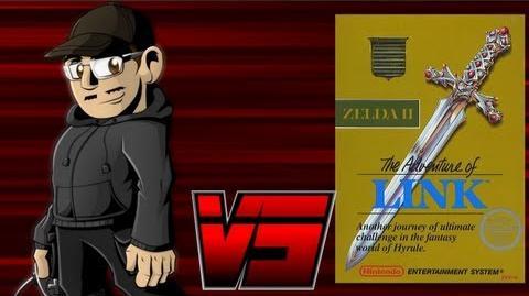 Johnny vs. Zelda II The Adventure of Link