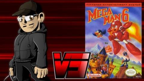 Johnny vs. Mega Man 6