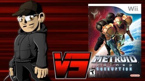 Johnny vs. Metroid Prime 3 Corruption
