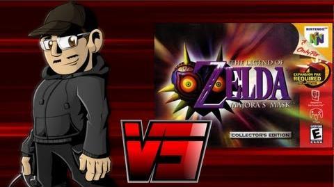 Johnny vs. The Legend of Zelda Majora's Mask