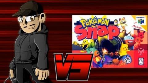 Johnny vs. Pokémon Snap