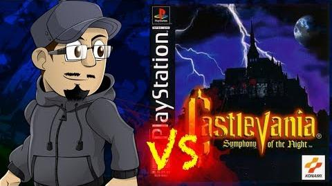 Leakymilky/Johnny vs. Castlevania: Symphony of the Night