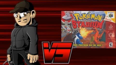 Johnny vs. Pokémon Stadium
