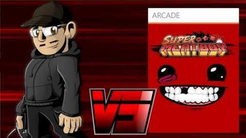 Johnny vs. Super Meat Boy