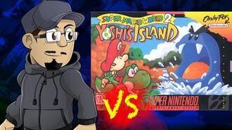 Johnny vs. Super Mario World 2 Yoshi's Island