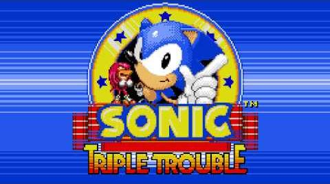Sunset Park Zone, Act 3 - Sonic the Hedgehog Triple Trouble Music Extended