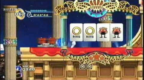 Sonic the Hedgehog 4 Episode 1 - Part 2 Bumper Overload..