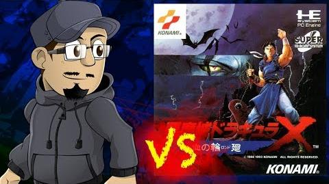Johnny vs. Castlevania Rondo of Blood & Dracula X