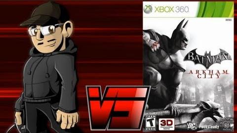 Johnny vs. Batman Arkham City