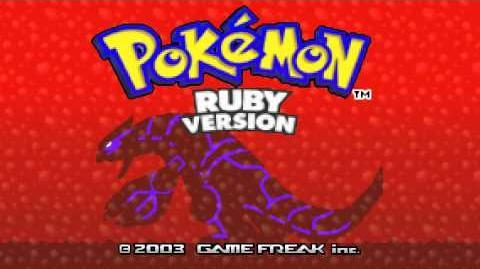 Vs. Champion Steven - Pokémon Ruby & Sapphire Music Extended