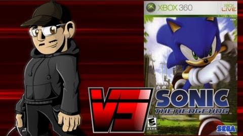 Johnny vs. Sonic The Hedgehog (2006)