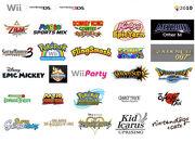 Nintendo exclusive games of E3 2010