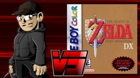 Johnny vs. The Legend of Zelda Link's Awakening DX