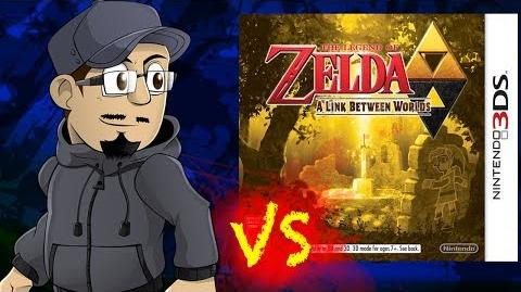 SGBWIKINEWS/Johnny vs. The Legend of Zelda: A Link Between Worlds