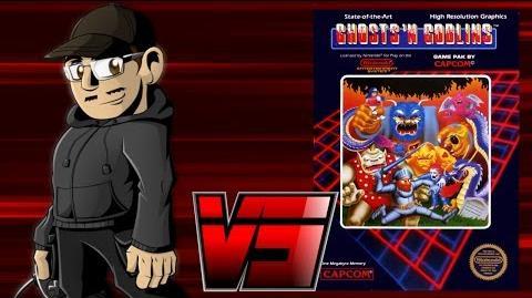 Johnny vs. Ghosts 'N Goblins & Super Ghouls 'N Ghosts