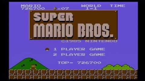 Johnny vs. Super Mario Bros.