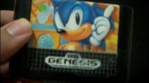 SGB Review - Sonic the Hedgehog (1991)