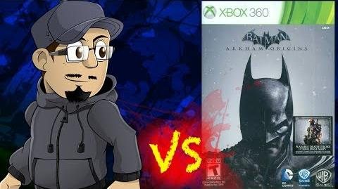 Johnny vs. Batman Arkham Origins & Blackgate