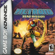 230px-Metroid Zero Mission - North American Cover