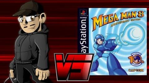 Johnny vs. Mega Man 8