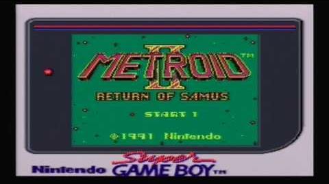 SGB Review - Metroid 2 Return of Samus