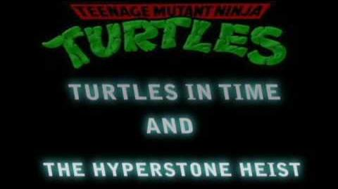 SGB Review - TMNT IV Turtles in Time & The Hyperstone Heist