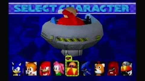 SGB Review - Sonic R