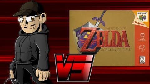 Johnny vs. The Legend of Zelda Ocarina of Time