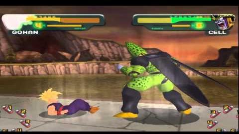 Johnny vs. Dragon Ball Z Budokai