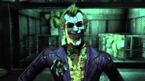 Johnny vs. Batman Arkham Asylum