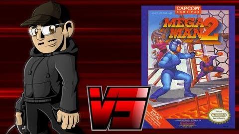 Johnny vs. Mega Man 2