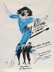 Mary Wilson 1979