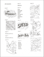 Swan Princess Funtime Activity Book page 47