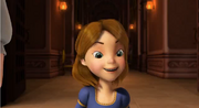 Elise daughter of Princess Odette and Prince Derek