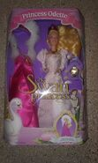 Rare Tyco Swan Princess Odette Doll MISB 1994